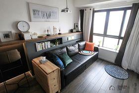 50平米公寓北欧风格客厅装修案例