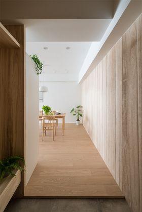 80平米北欧风格走廊图