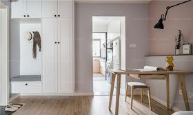 50平米公寓现代简约风格客厅图