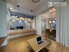 5-10万120平米三室两厅美式风格其他区域装修案例