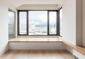 40平米小户型日式风格卧室装修图片大全