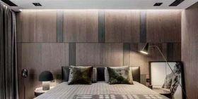 140平米现代简约风格卧室装修效果图