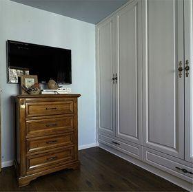 120平米三室两厅地中海风格卧室图片