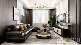 140平米三混搭风格客厅图片大全