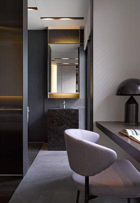 40平米小户型现代简约风格书房装修案例