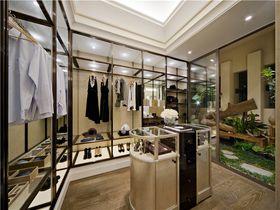 5-10万140平米三室三厅法式风格衣帽间装修图片大全