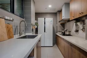 120平米四室两厅北欧风格厨房图片大全