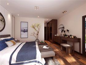 140平米復式中式風格臥室欣賞圖