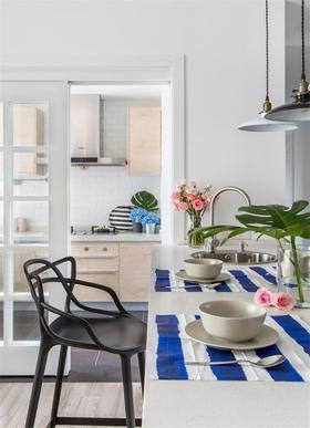 120平米三室两厅宜家风格厨房装修案例