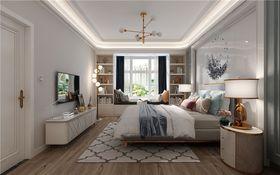 140平米三其他風格臥室裝修案例