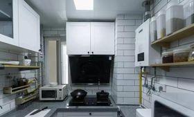 5-10万80平米北欧风格厨房图片大全