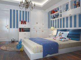 美式风格儿童房设计图