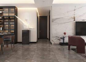 100平米三现代简约风格走廊图片大全