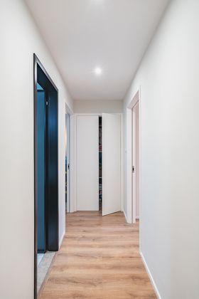 100平米三室两厅北欧风格储藏室欣赏图