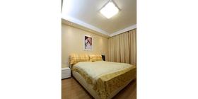 3万以下50平米一室一厅现代简约风格卧室效果图