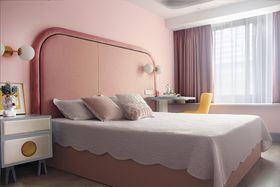 120平米三室三厅法式风格卧室装修效果图