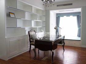 140平米三室两厅新古典风格影音室装修效果图