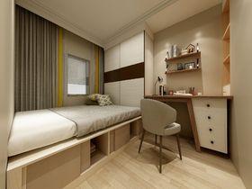 100平米三室两厅混搭风格卧室设计图