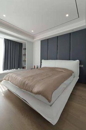 110平米现代简约风格卧室效果图