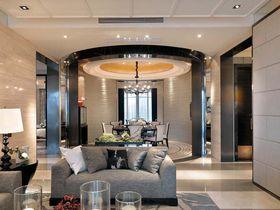 10-15万140平米三室两厅现代简约风格客厅装修案例