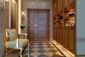 20万以上140平米别墅混搭风格玄关欣赏图