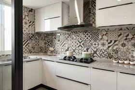 5-10万90平米现代简约风格厨房欣赏图