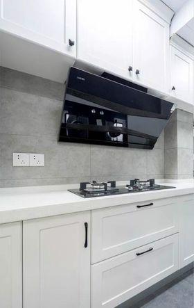 80平米三北欧风格厨房装修效果图