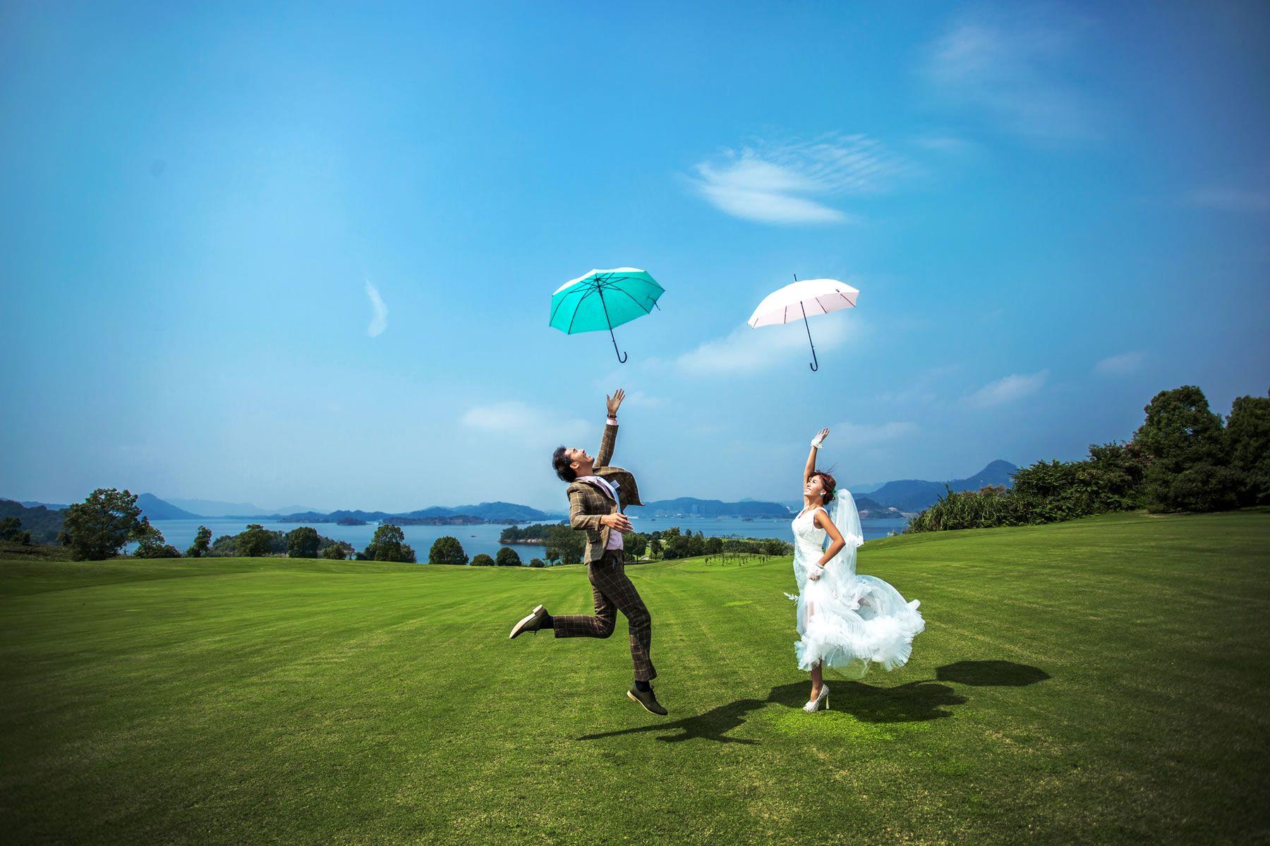 纽约纽约婚纱摄影(千岛湖店)