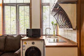 30平米超小戶型日式風格廚房裝修圖片大全