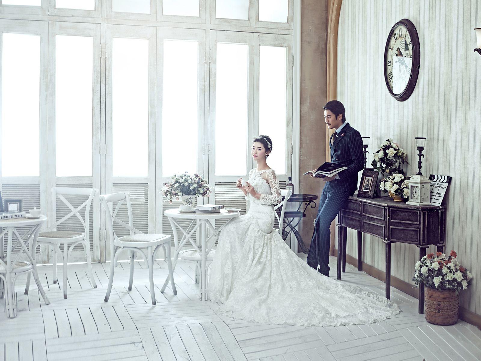 唯一新派婚纱摄影