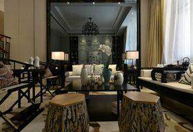 140平米四室两厅宜家风格餐厅效果图