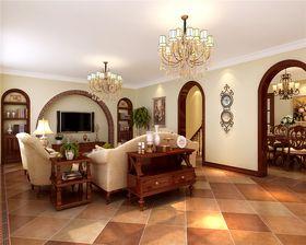 20万以上140平米四室两厅美式风格客厅装修效果图