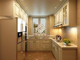 经济型130平米三室两厅北欧风格厨房图片