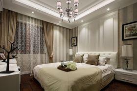15-20万140平米三室两厅现代简约风格卧室图片