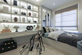 130平米四室两厅法式风格卧室图