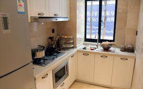 5-10万100平米现代简约风格厨房欣赏图