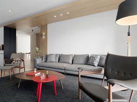 10-15万140平米三室两厅现代简约风格客厅装修图片大全