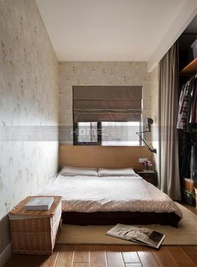 5-10万40平米小户型现代简约风格卧室效果图
