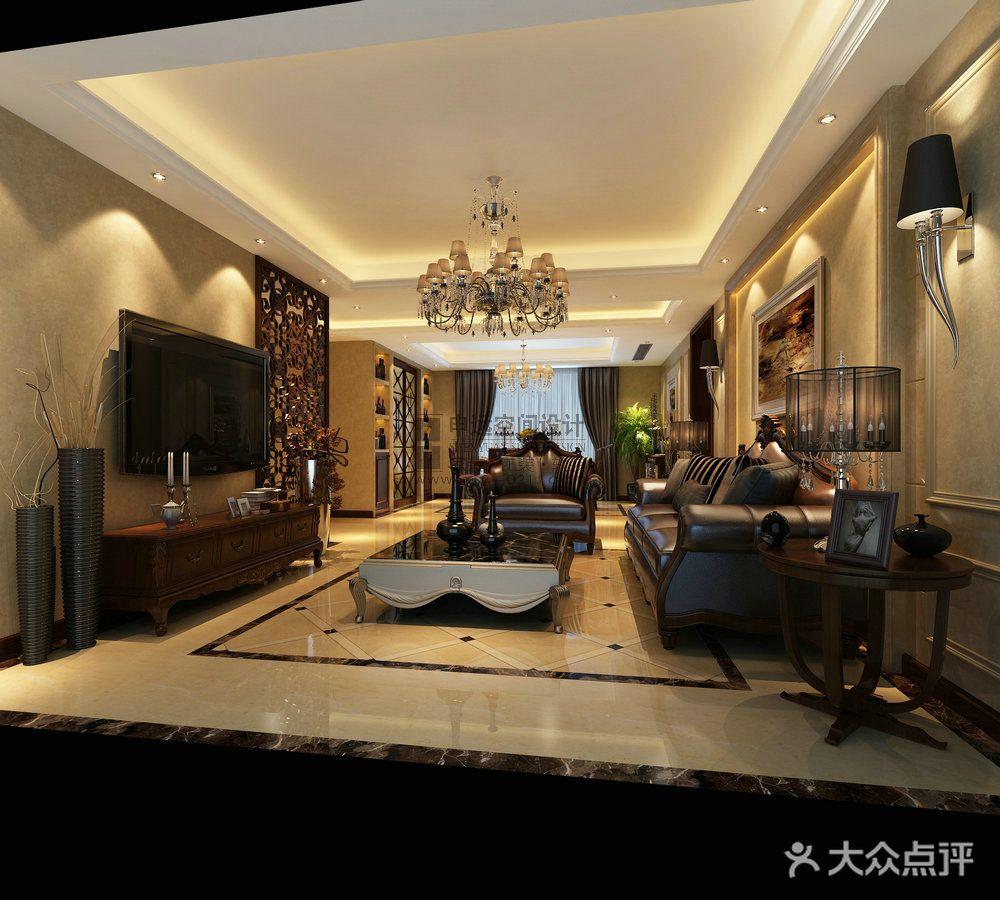 三房欧式风格装修效果图图片
