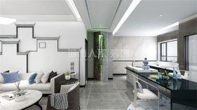 120平米三現代簡約風格走廊裝修圖片大全