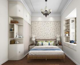地中海风格卧室装修案例