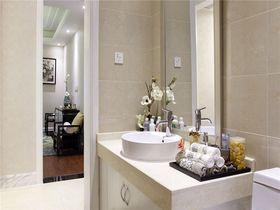 100平米三室一厅东南亚风格卫生间效果图