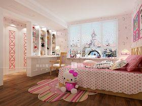 豪华型140平米别墅中式风格儿童房装修效果图