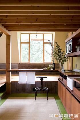 现代简约风格厨房图片