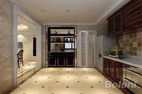 140平米四欧式风格厨房装修效果图