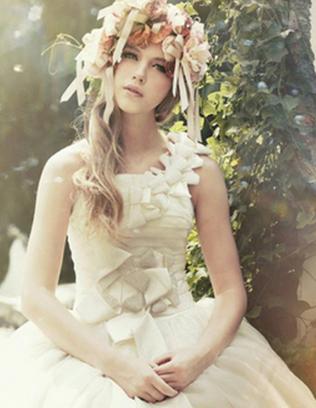 在新人挑选婚纱的时候应该提前了解哪些常识