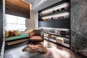 140平米三现代简约风格阳光房图片
