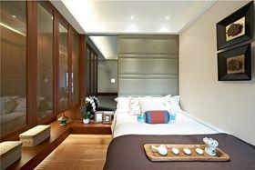 5-10万80平米中式风格卧室图