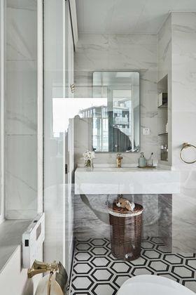100平米三室三厅法式风格卫生间装修效果图