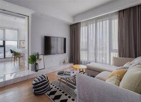 90平米三室一厅其他风格客厅图